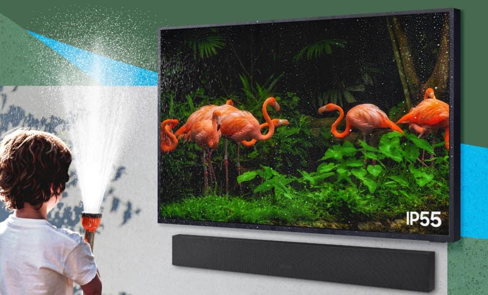 телевизор для сауны