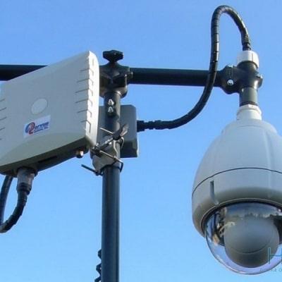 стоимость установки камеры видеонаблюдения