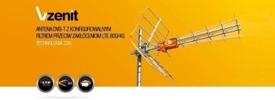 Купить антенну TELEVES V ZENIT
