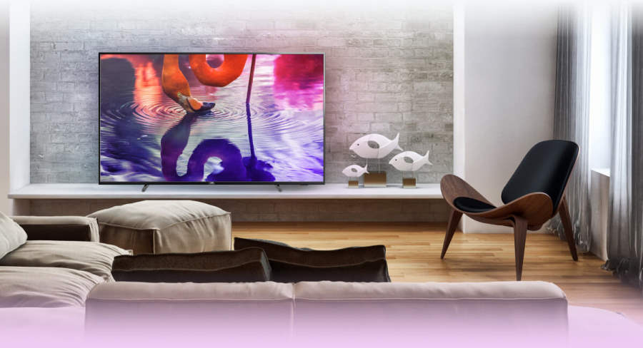 led телевизор philips 50pus6504