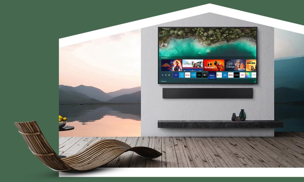 телевизор для бани